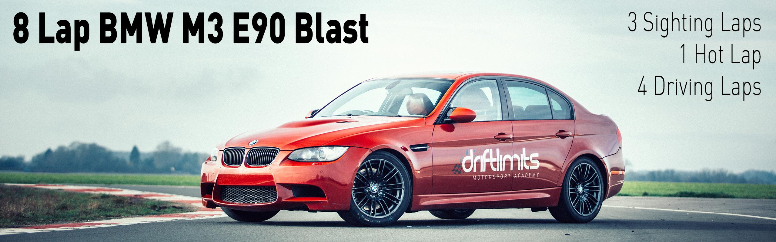 Bmw E90 M3 Blast Drift Limits
