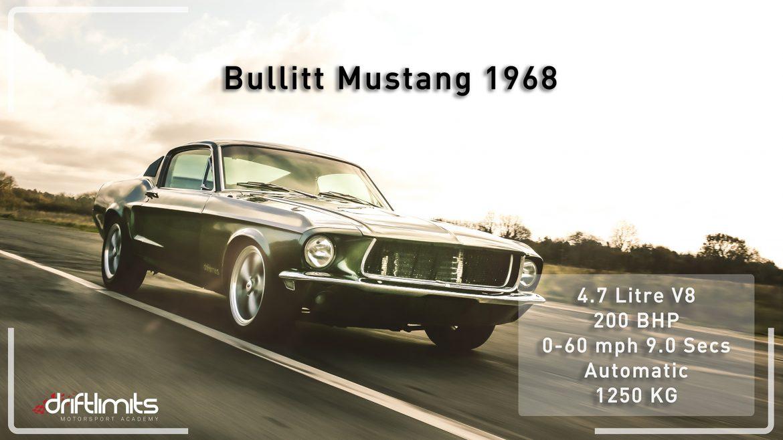 1968 Bullitt Ford Mustang