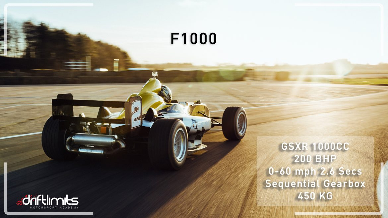 F1000 Single Seater