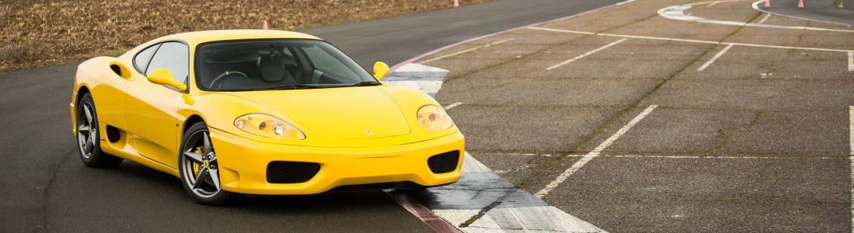 Ferrari 360 experience 4