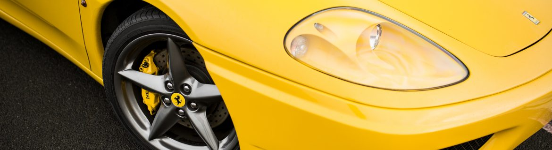 Ferrari 360 experience 6