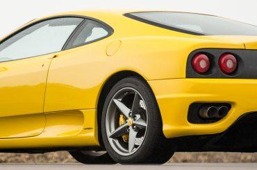 Ferrari 360 experience 7