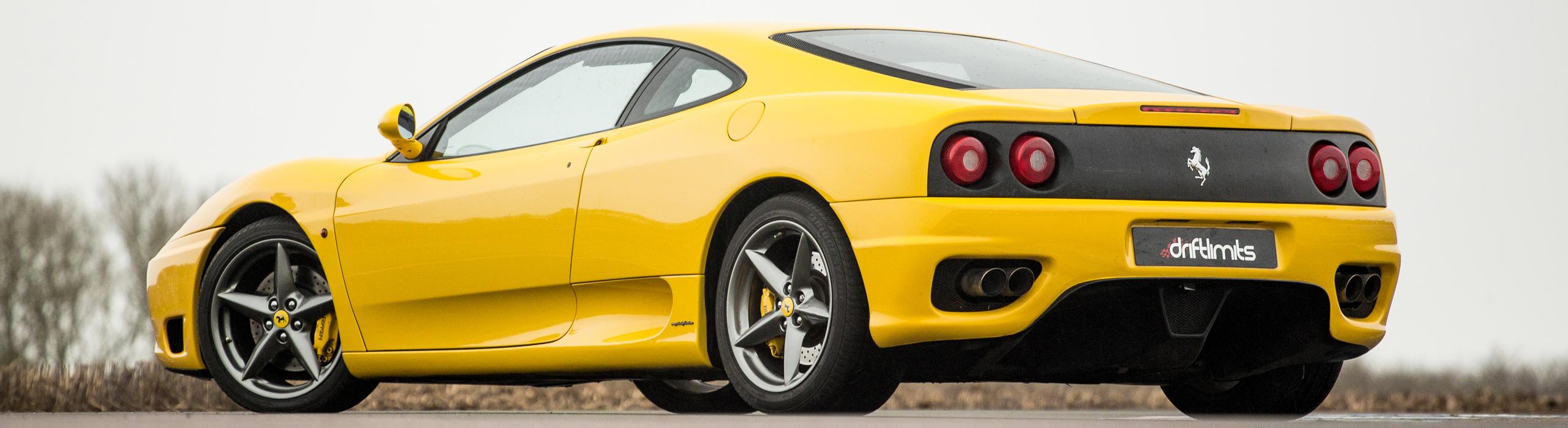 Ferrari 360 Modena Gt Driving Experience Drift Limits