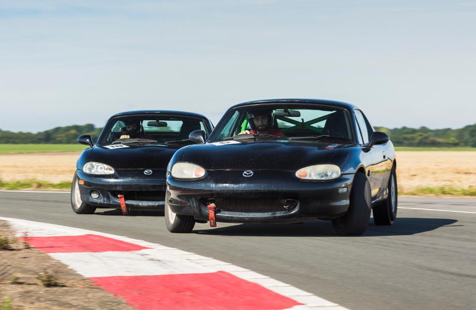 Mx5 Drift Experience Drift Limits