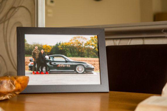 6x4 Framed Print £8