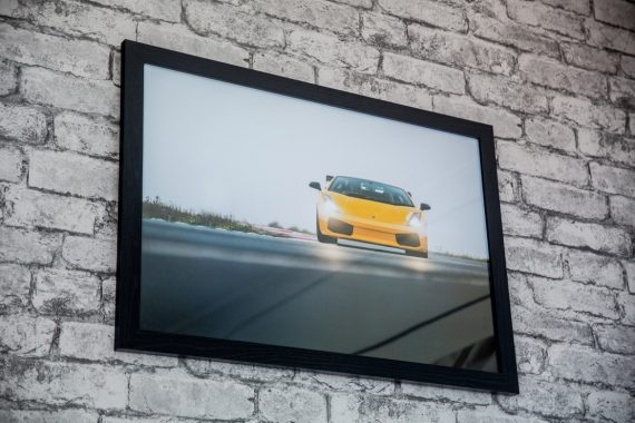 A3 Framed Print £25