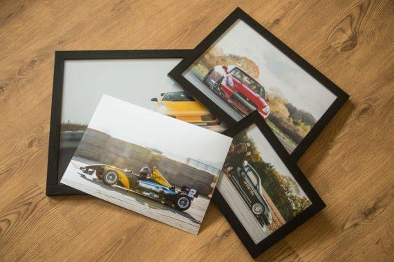 A4 Framed Print £15
