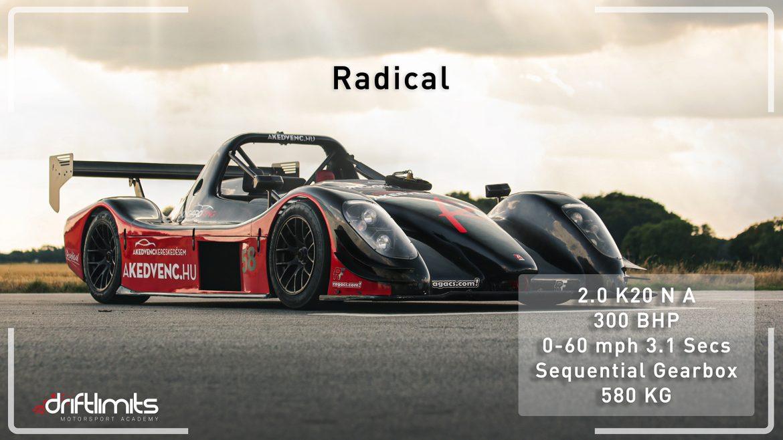 Radical SR5